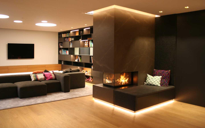 Wohnmöbel mit Kuschelfaktor: Wie wohnlich kann eine Kaminanlage sein?